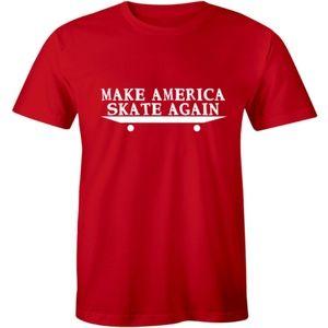 Make America Skate Again Skateboarding Day T-shirt